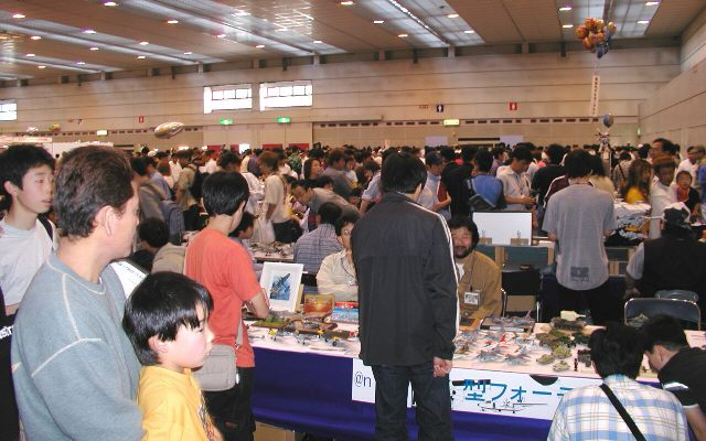 Hobby Show 2002 Report